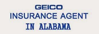 alabama geico insurance agent