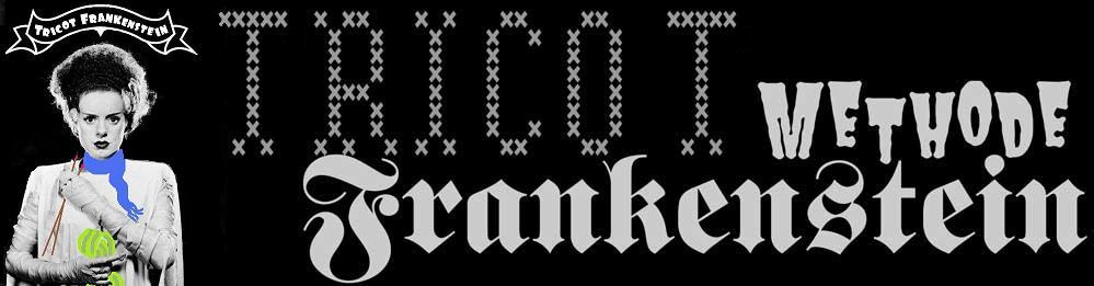Tricot Méthode Frankenstein