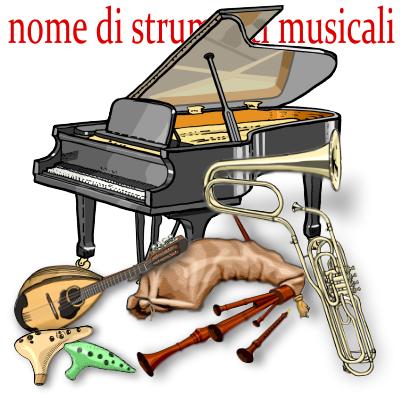 Strumento musicale italiano