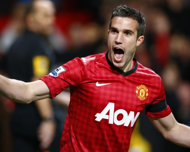 van persie, manchester united, arsenal, liverpool, manchester city
