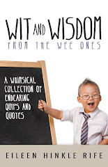Wit and Wisdom from the Wee Ones, Coming Soon from OakTara!