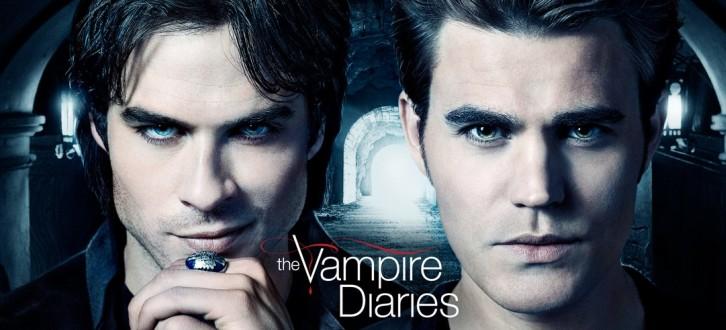 The Vampire Diaries - Season 6 - Gag Reel