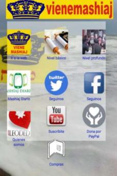 Viene Mashíaj - App