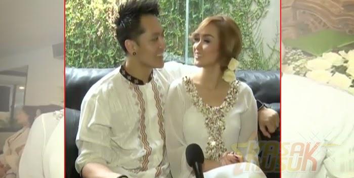 Foto Demian & Sara Wijayanto Resmi Menikah Bulan Madu Artis 2014