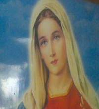 MOTHER MARY APPARITION