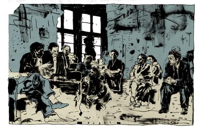 nuncalosabre.18 Panels - Simón Prades
