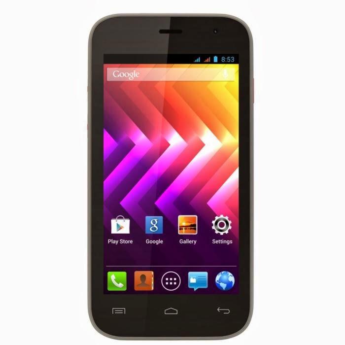 Smartphone Wiko Iggy Gris Corail Wiko Double SIM