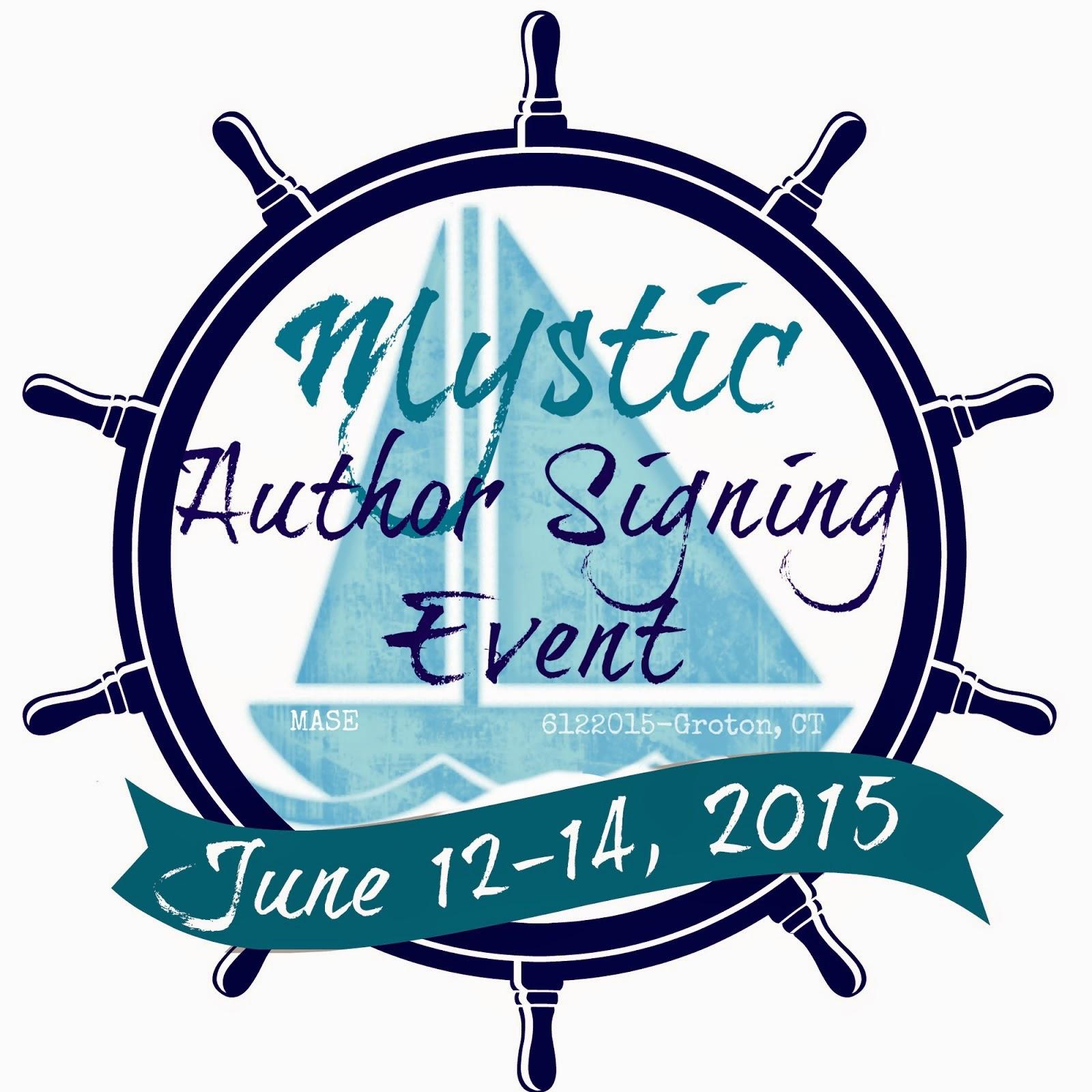 Mystic Author Signing Event