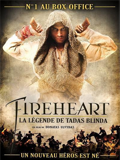 Fireheart, la légende de Tadas Blinda-Film-streaming-vk-gratuit