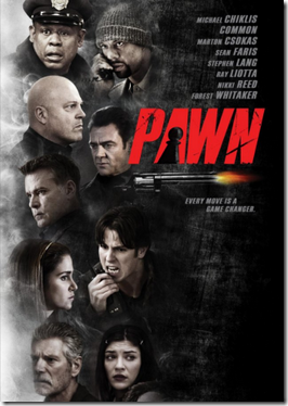 Pawn (Peón) (2013) – Subtitulada Online