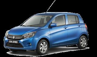 Harga Mobil Suzuki Celerio CVT 150 Jutaan Saja Loh