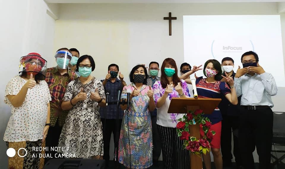 Jemaat Situasi New Normal