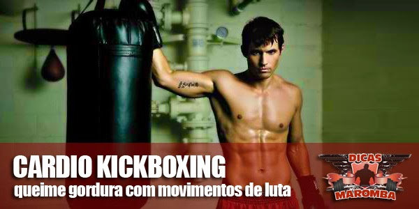 Incremente seu treino cardiovascular com movimentos de kickboxing