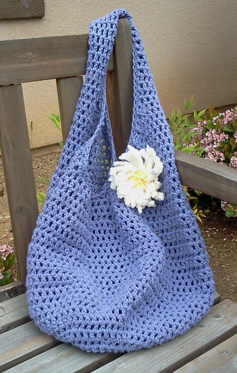 Market Bag Crochet : Sincerely, Ree: To market, to market...