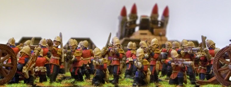 Emperor's Own Praetorian 14th Rifles