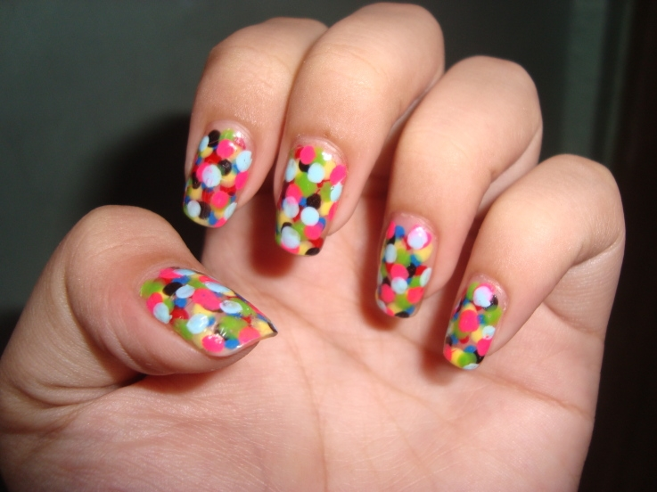 The Extraordinary Easy nail art design for short nails Digital Photography