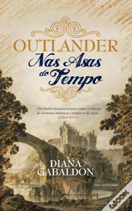 «Outlander - Nas Asas do Tempo» de Diana Gabaldon