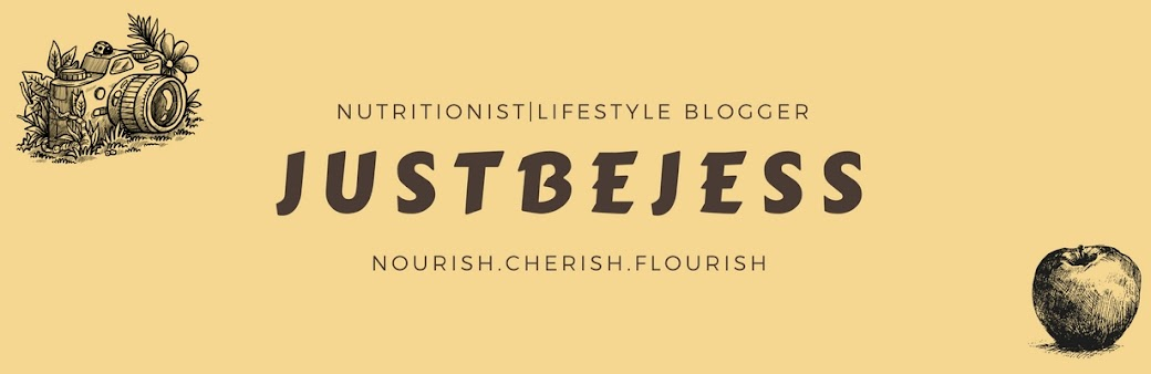 JustBeJess: Nutritionist | Lifestyle Blogger