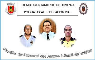 Educacion Vial en Olivenza