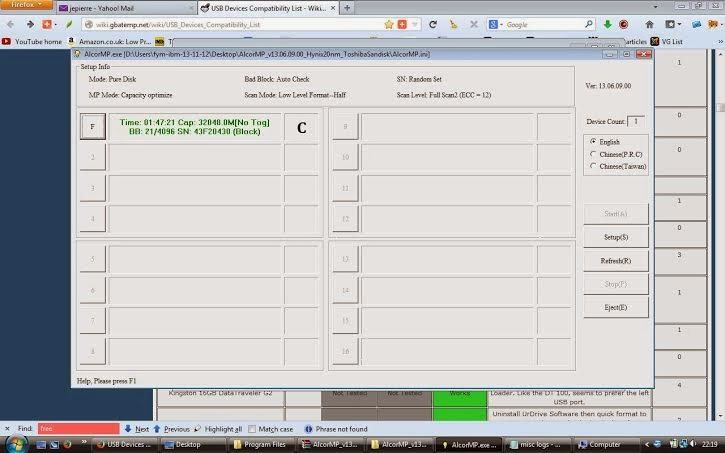 PNY 32GB USB recovery software