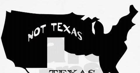 Texas Not Texas Map My Blog - Map ot texas