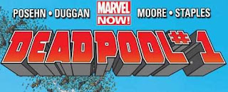 Marvel Now Deadpool