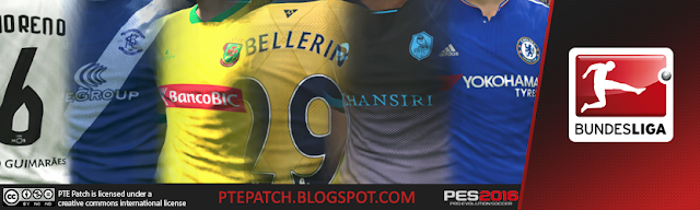 PES 2016 PTE Patch Update 1.0 - RELEASED 06/10/2015