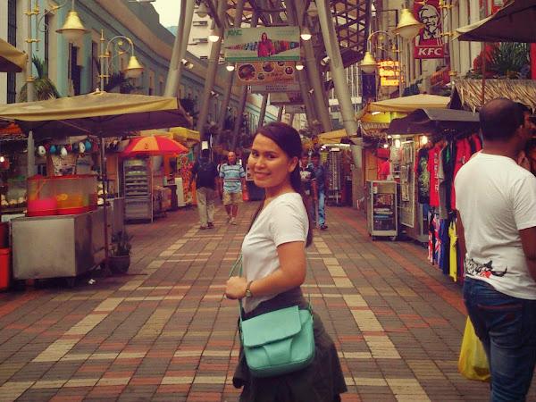 West Malaysia : Central Market + Petaling Street, Kuala Lumpur