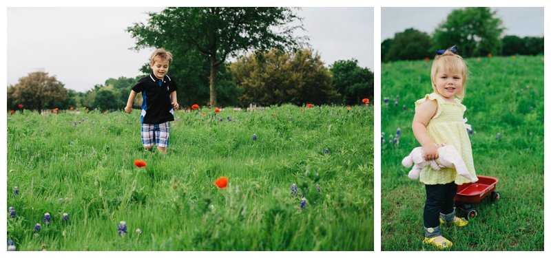 2015 Bluebonnet Family Portraits in Plano, Texas by Mary Cyrus Photography