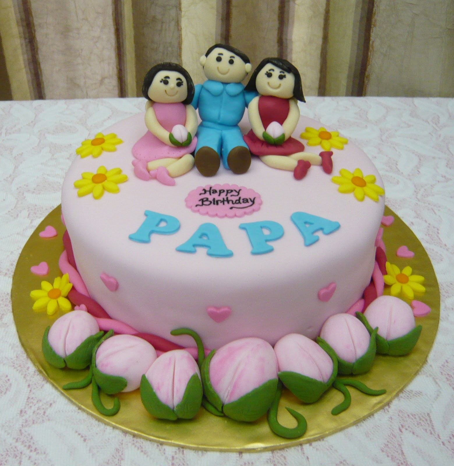 Images Of Papa Birthday Cake Prezup for