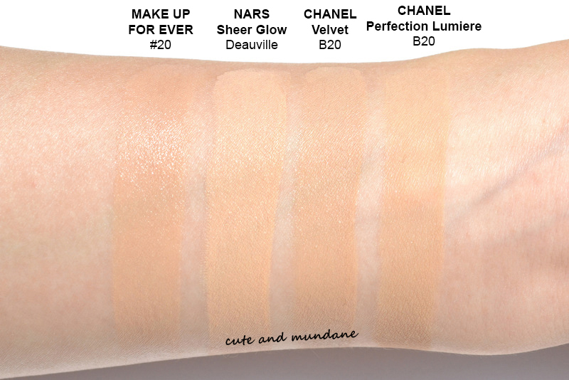 Makeup forever matte velvet skin liquid