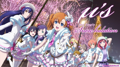 love live! school idol project white muse