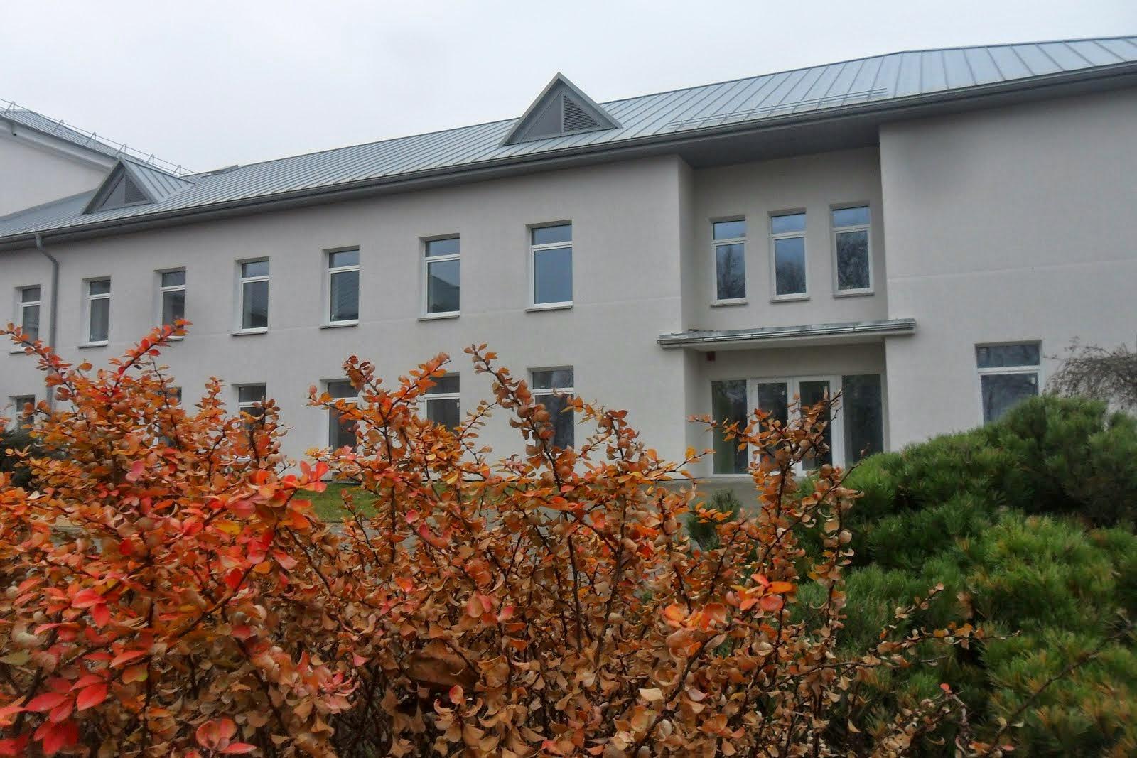 Bibliotēkas ēkas renovācija