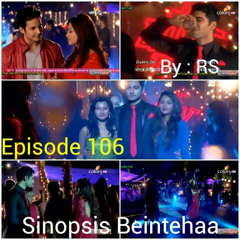 Sinopsis Beintehaa Episode 106