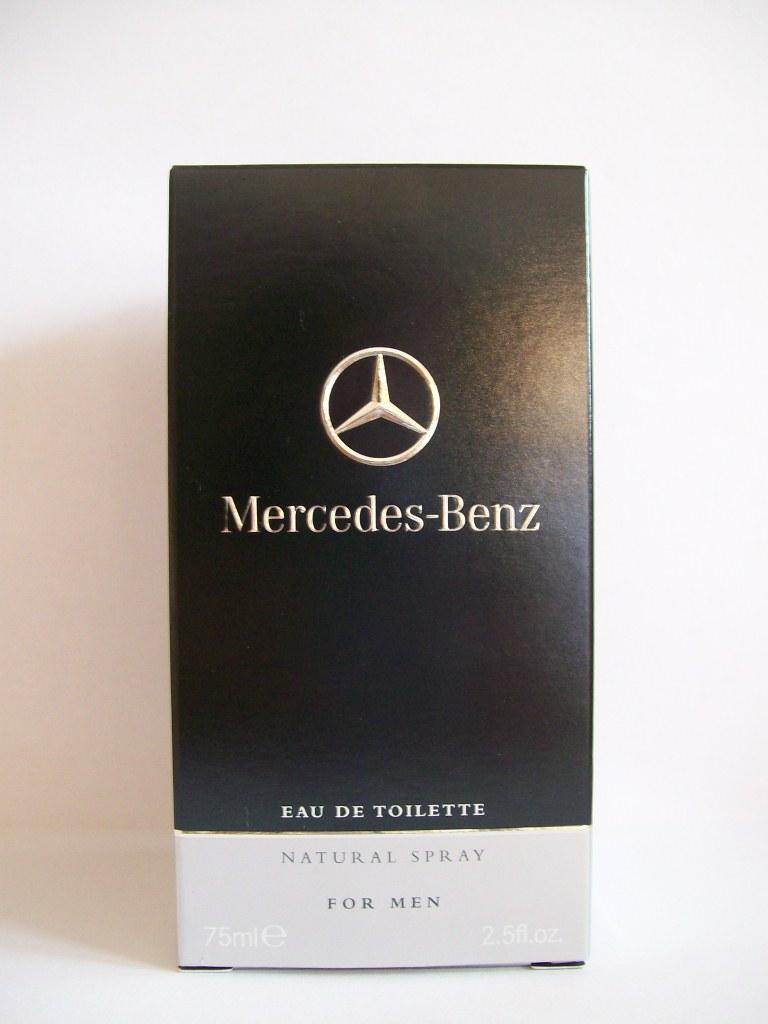 Libellchen mercedes benz eau de toilette for men for Mercedes benz for men