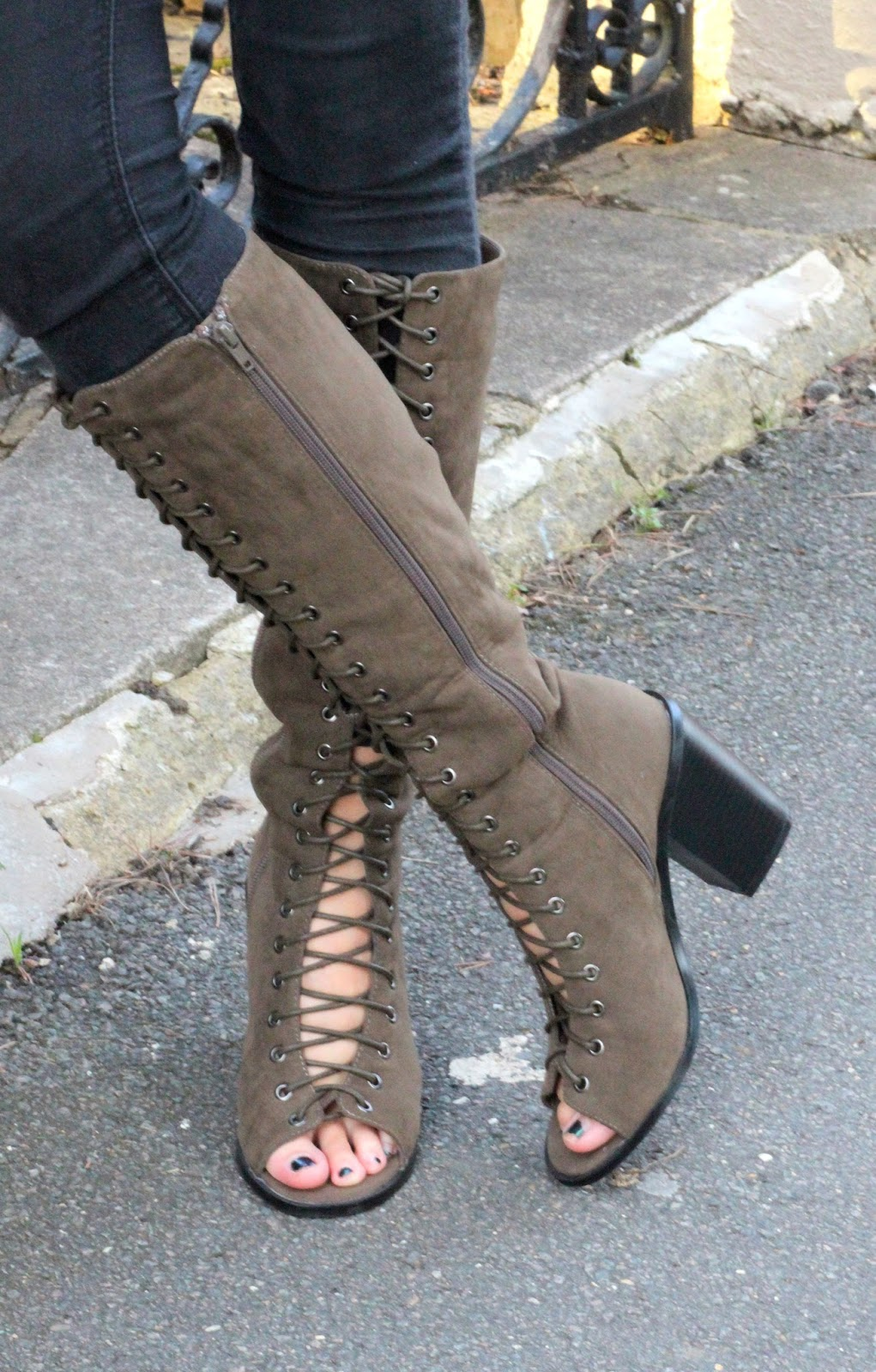 misspap-lace-up-khaki-heels