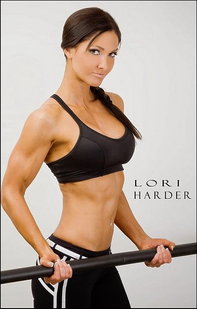 Lori Harder - Ms. Bikini Universe 2010