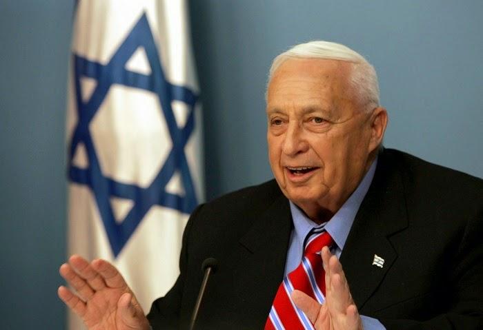 Ariel Sharon Israel