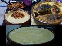 Tarta de Patata Rellena...