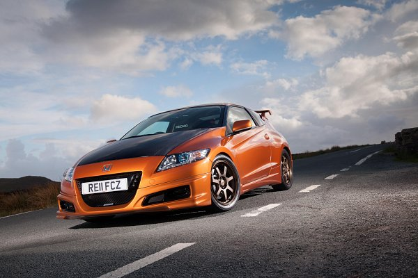 2011 Honda CRZ Hybrid Mugen Modified