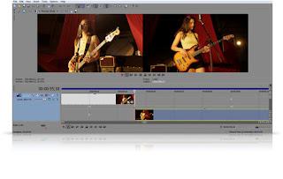 Sony Vegas Pro 12 Editing Tools