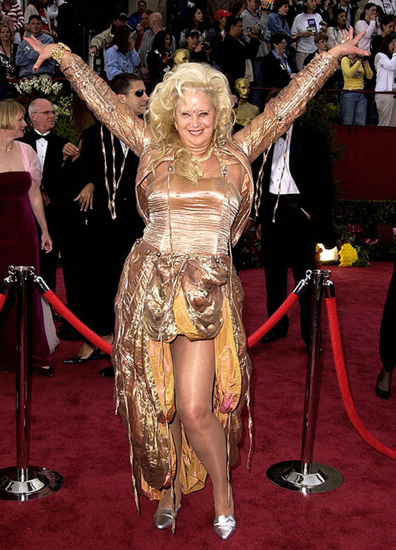Ugliest dresses on the red carpet