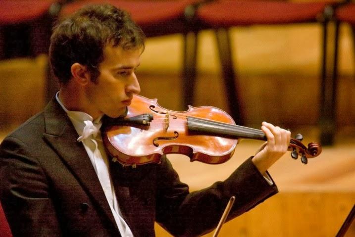 Livio Salvatore Troiano - violinista