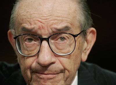 Алан Гринспен: Мы быстро приближаемся к катастрофе