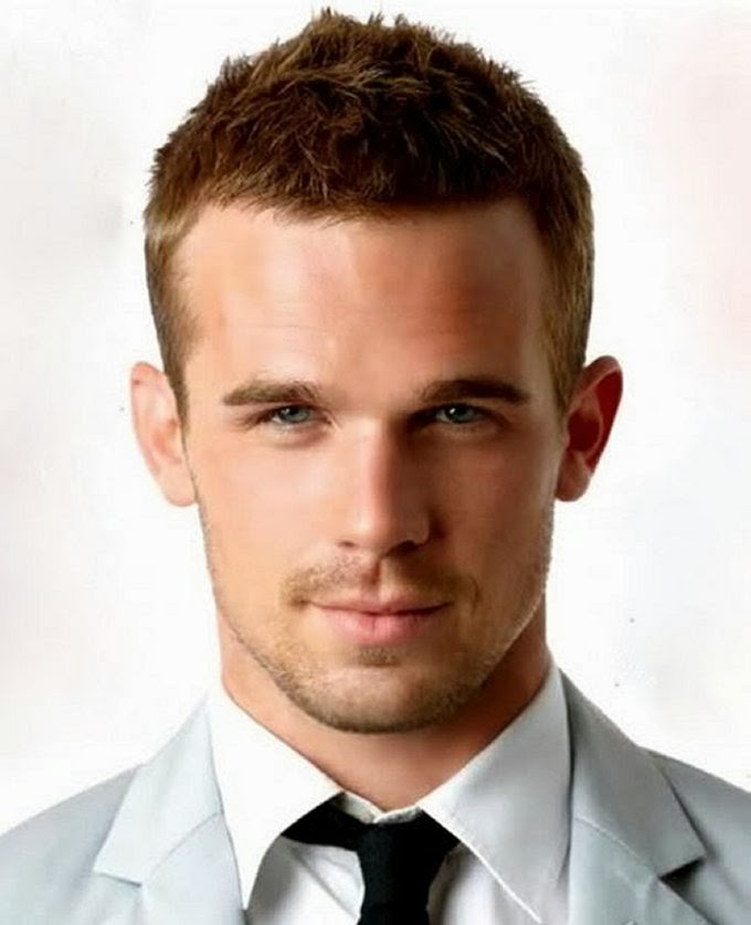 Mens Short Hairstyles For Thinning Hair