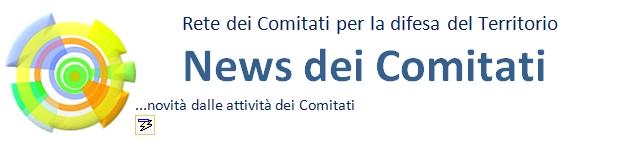 News dei Comitati