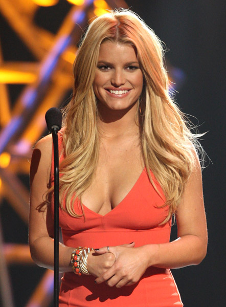 Jessica Simpson Gets A Boob Job In Time For Wedding