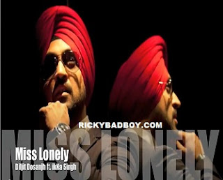 Miss Lonely Lyrics - Diljit Dosanjh