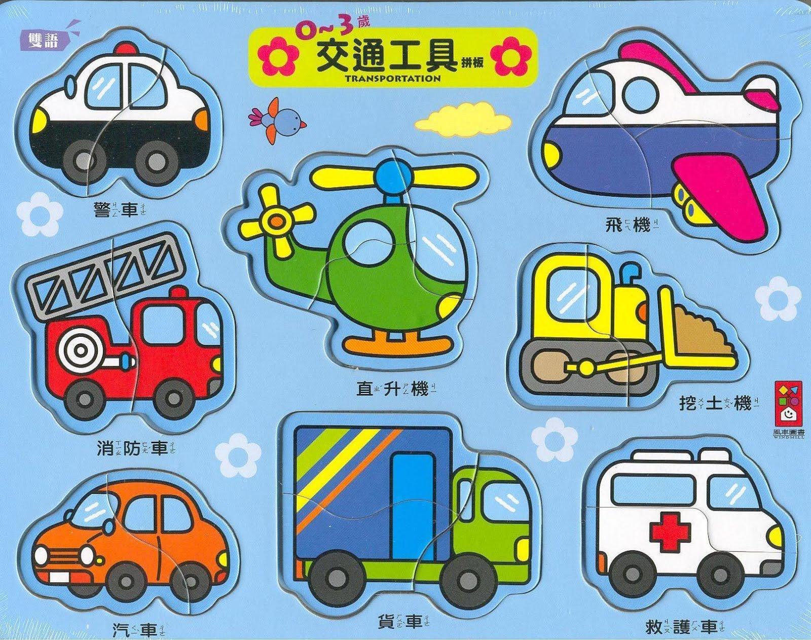 จีนเพลิดเพลิน:交通工具(jiāotōng gōngjù) การเดินทาง:Learn Chinese By Poppy Yang