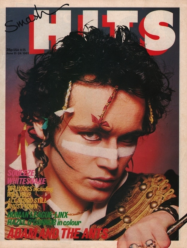 Amazing Smash Hits Covers From The 80s Vintage Everyday